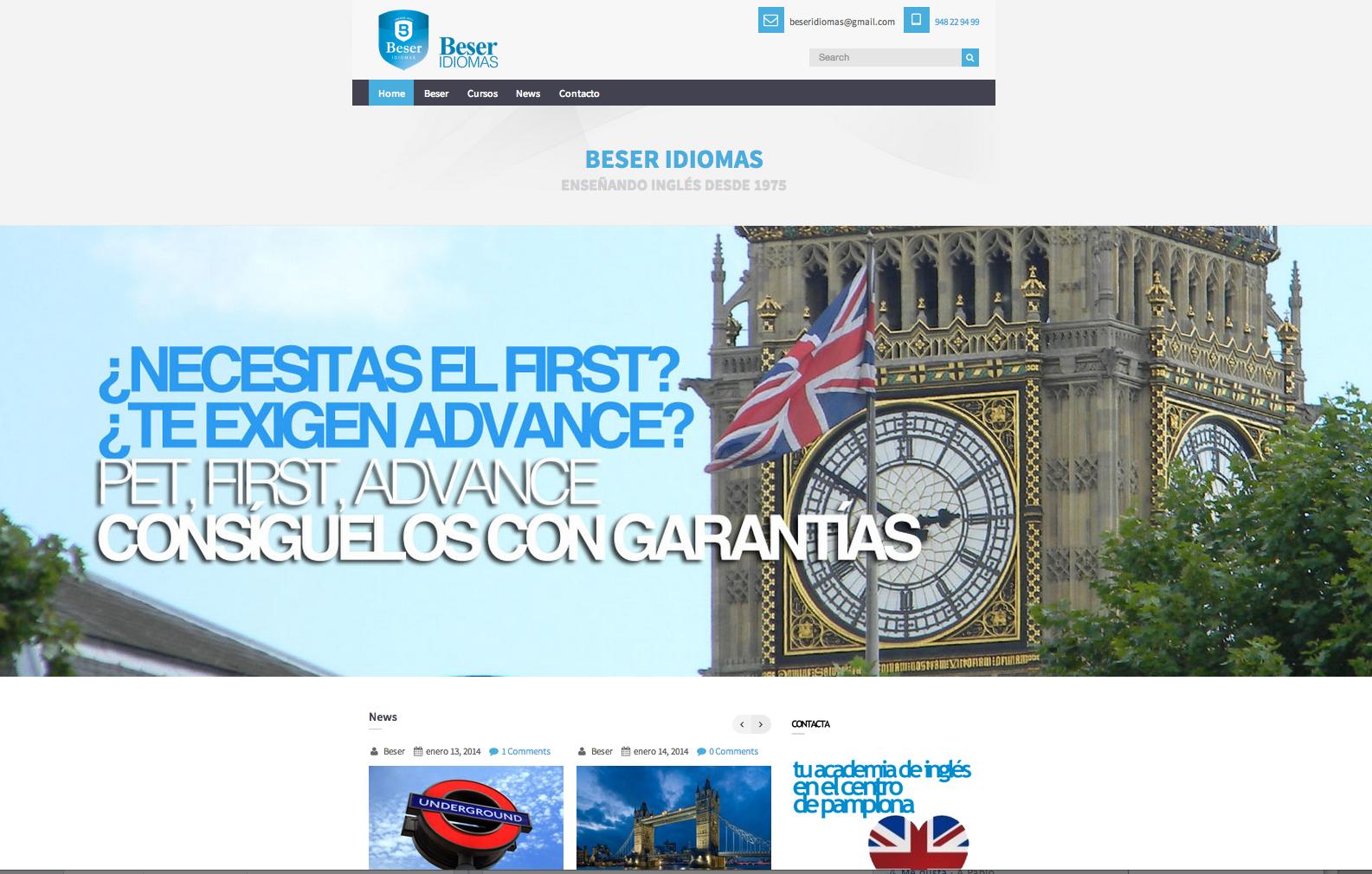 Academia inglés Pamplona